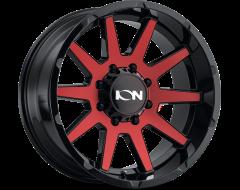 Ion Wheels 143 Series - Gloss Black - Machined