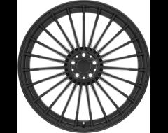 Mandrus Wheels 23 - Matte black