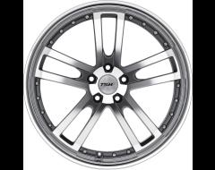 TSW Wheels CADWELL - Gunmetal - Mirror cut face