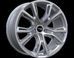 EURO DESIGN Wheels SRT - Silver