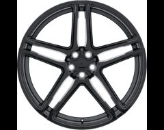 Redbourne Wheels CROWN - Gloss Black