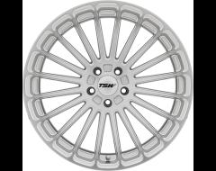 TSW Wheels TURBINA - Titanium Silver - Mirror cut face