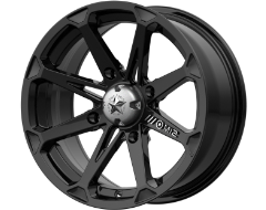 MSA Wheels M12 DIESEL - Gloss Black