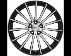 TSW Wheels CHICANE - Gloss Black - Mirror cut face