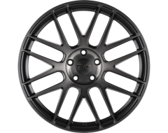 TSW Wheels NORD - Semi Gloss Black - Ball milling and machined dark tint face