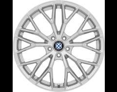 Beyern Wheels ANTLER - Silver - Mirror cut face