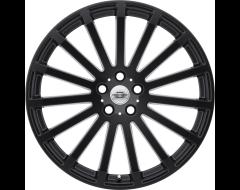 Redbourne Wheels DOMINUS - Matte black