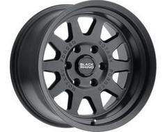 Black Rhino Wheels STADIUM - Matte black