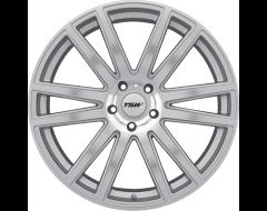 TSW Wheels GATSBY - Silver - Mirror cut face