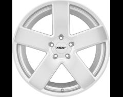 TSW Wheels BRISTOL - Silver - Mirror cut face