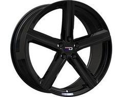 EURO DESIGN Wheels Spa - Gloss Black