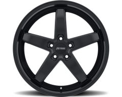 Petrol Wheels P1B - Matte black