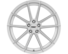 TSW Wheels BATHURST - Silver - Mirror cut face