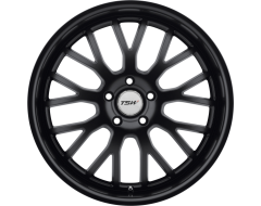 TSW Wheels TREMBLANT - Matte black