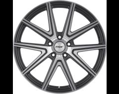 TSW Wheels ROUGE - Gunmetal - Mirror cut face