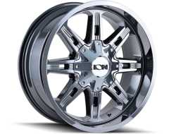 Ion Wheels 184 Series - Chrome