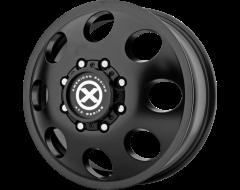 ATX Series Wheels AX204 BAJA DUALLY - Satin Black - Front