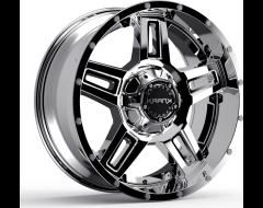 Krank Wheels Hammer - Chrome