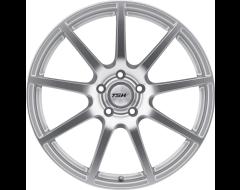 TSW Wheels INTERLAGOS - Silver - Mirror cut face