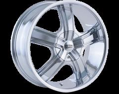 DIP Wheels BOOST D69 Series - Chrome