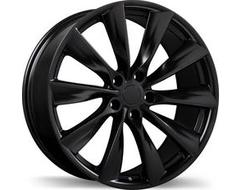 Replika Wheels R241 Series - Satin Black