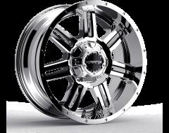 Krank Wheels Force - Chrome