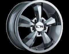 Ion Wheels 102 Series - PVD (Physical Vapor Deposition)