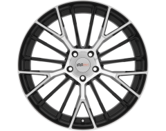 Cray Wheels ASTORIA - Gloss Black - Mirror cut face