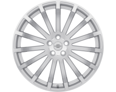 Redbourne Wheels DOMINUS - Silver - Mirror cut face