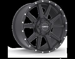 Krank Wheels Cylinder - Satin Black