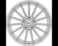Cray Wheels MAKO - Silver - Mirror cut face