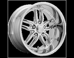 US MAG Wheels U127 CTEN - Chrome Plated