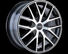 Touren Wheels TR60 3260 Series - Black - Machined Face