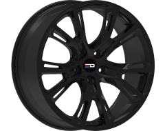 EURO DESIGN Wheels SRT - Gloss Black
