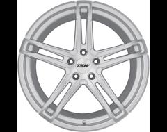 TSW Wheels MECHANICA - Silver - Mirror cut face