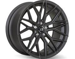 Braelin Wheels BR10 Series - Matte Graphite