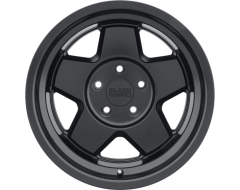 Black Rhino Wheels REALM - Semi Gloss Black