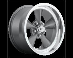 US MAG Wheels U102 STANDARD - Matte Gunmetal