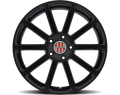 VICTOR EQUIPMENT ZEHN Wheels - Matte black