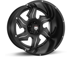 AMERICAN TRUXX NINJA AT163 Series - Black - Milled