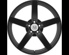 Mandrus Wheels ARROW - Matte black