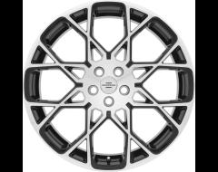 Redbourne Wheels MERIDIAN - Gloss Black - Mirror cut face