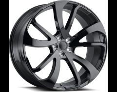 Redbourne Wheels VINCENT - Gloss Black - Right