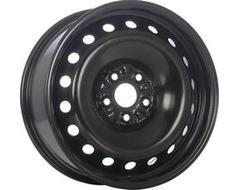 RNB Wheels STEEL WHEEL - Black - E coating