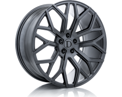 Deutschman Design Wheels D01 - Gunmetal