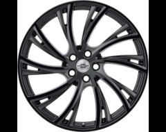 Redbourne Wheels NOBLE - Gloss Gunmetal - Gloss Black Face