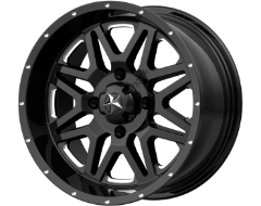 MSA Wheels M26 VIBE - Gloss Black
