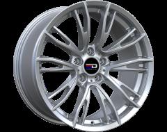 EURO DESIGN Wheels Venice - Hyper Silver