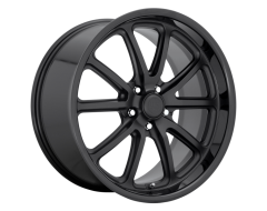 US MAG Wheels U123 RAMBLER - Gloss Black - Matte black