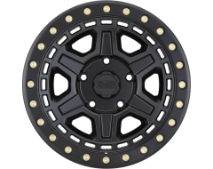 Black Rhino Wheels RENO - Matte Black - Brass bolts